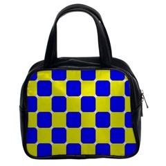 Pattern Classic Handbag (two Sides) by Siebenhuehner