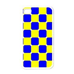 Pattern Apple Iphone 4 Case (white) by Siebenhuehner