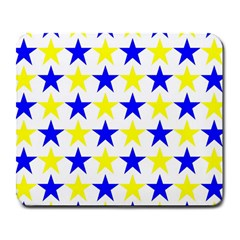 Star Large Mouse Pad (rectangle) by Siebenhuehner