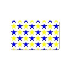 Star Magnet (name Card) by Siebenhuehner
