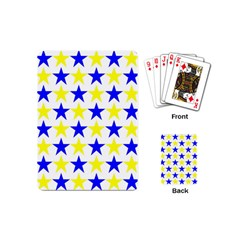 Star Playing Cards (mini) by Siebenhuehner