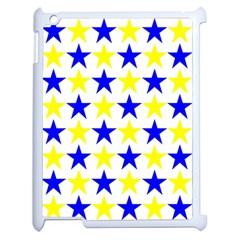 Star Apple Ipad 2 Case (white) by Siebenhuehner