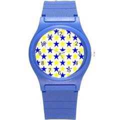 Star Plastic Sport Watch (small) by Siebenhuehner