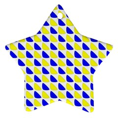 Pattern Star Ornament (two Sides) by Siebenhuehner