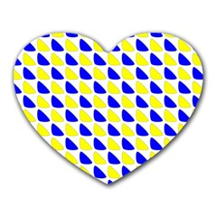 Pattern Mouse Pad (heart) by Siebenhuehner