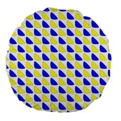 Pattern 18  Premium Round Cushion  by Siebenhuehner