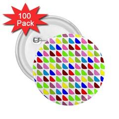Pattern 2 25  Button (100 Pack) by Siebenhuehner