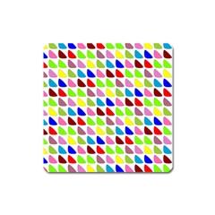 Pattern Magnet (square) by Siebenhuehner
