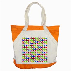 Pattern Accent Tote Bag by Siebenhuehner