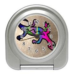 Lizard Desk Alarm Clock by Siebenhuehner