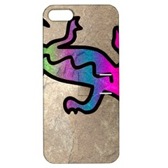 Lizard Apple Iphone 5 Hardshell Case With Stand by Siebenhuehner