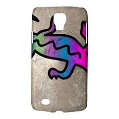 Lizard Samsung Galaxy S4 Active (i9295) Hardshell Case by Siebenhuehner
