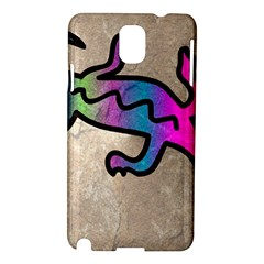 Lizard Samsung Galaxy Note 3 N9005 Hardshell Case by Siebenhuehner