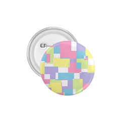 Mod Pastel Geometric 1 75  Button by StuffOrSomething