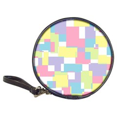 Mod Pastel Geometric Cd Wallet by StuffOrSomething