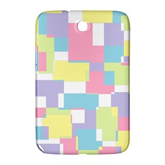 Mod Pastel Geometric Samsung Galaxy Note 8 0 N5100 Hardshell Case  by StuffOrSomething