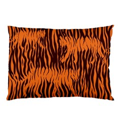 Hidden Tiger Pillow Case (Two Sides) by Contest1736674