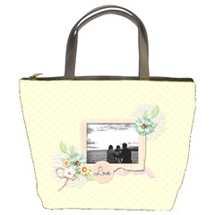 Bucket Bag: Sweet Memories By Jennyl   Bucket Bag   Tlvlaf3t7r9f   Www Artscow Com Front