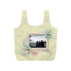 Recycle Bag (s): Sweet Memories By Jennyl   Full Print Recycle Bag (s)   0fjgm4ws7jgg   Www Artscow Com Front
