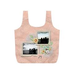 Recycle Bag (s): Sweet Memories 2 By Jennyl   Full Print Recycle Bag (s)   2yfayhumg9zq   Www Artscow Com Back