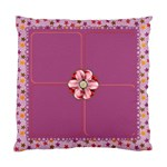 Blooming Cushion - Standard Cushion Case (Two Sides)