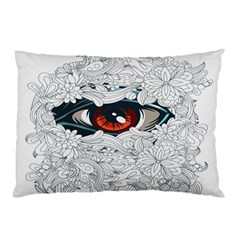 flowers Pillow Case (Two Sides) by Contest1902106