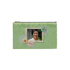 Cosmetic Bag (s)   Mom By Jennyl   Cosmetic Bag (small)   9twydettcg8l   Www Artscow Com Front
