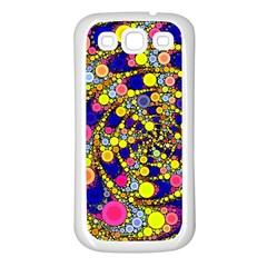 Wild Bubbles 1966 Samsung Galaxy S3 Back Case (white) by ImpressiveMoments
