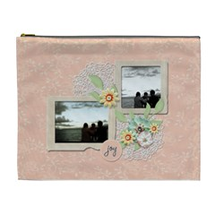 Cosmetic Bag (xl)   Sweet Memories 2 By Jennyl   Cosmetic Bag (xl)   275xafdtpuxo   Www Artscow Com Front