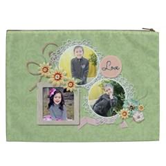 Cosmetic Bag (xxl)   Sweet Memories 5 By Jennyl   Cosmetic Bag (xxl)   Oenwkluwc5i4   Www Artscow Com Back