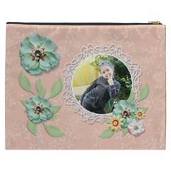Cosmetic Bag (xxxl): Sweet Memories 6 By Jennyl   Cosmetic Bag (xxxl)   Zan8nsfpy3hy   Www Artscow Com Back