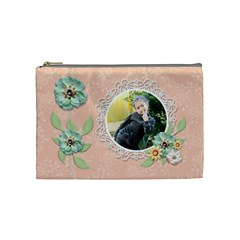 Cosmetic Bag (m)   Sweet Memories 6 By Jennyl   Cosmetic Bag (medium)   3087k9m4fczq   Www Artscow Com Front