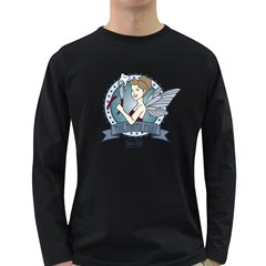 The Tooth Fairy Men s Long Sleeve T Shirt (dark Colored) by Contest1913692