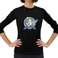 The Tooth Fairy Women s Long Sleeve T Shirt (dark Colored) by Contest1913692