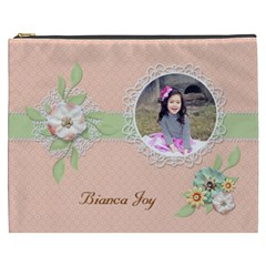Cosmetic Bag (xxxl): Sweet Memories 8 By Jennyl   Cosmetic Bag (xxxl)   7havejsyo0ax   Www Artscow Com Front