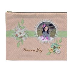 Cosmetic Bag (xl)   Sweet Memories 8 By Jennyl   Cosmetic Bag (xl)   Aklplsopziv6   Www Artscow Com Front