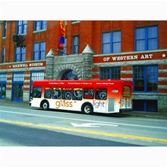 Double Decker Bus   Ave Hurley   Canvas 12  X 16  (unframed) by ArtRave2