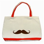 dad - Classic Tote Bag (Red)