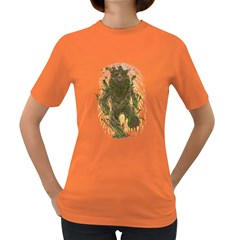 Treebear Women s T-shirt (Colored) by Contest1836099