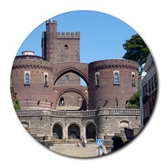 Helsingborg Castle 8  Mouse Pad (Round) by StuffOrSomething
