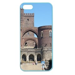 Helsingborg Castle Apple Seamless Iphone 5 Case (color) by StuffOrSomething