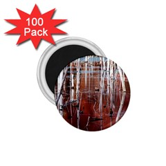 Swamp2 Filtered 1.75  Button Magnet (100 pack) by cgar