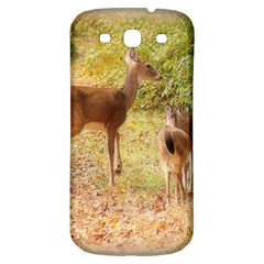 Deer In Nature Samsung Galaxy S3 S Iii Classic Hardshell Back Case