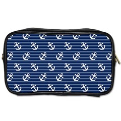 Boat Anchors Travel Toiletry Bag (one Side) by StuffOrSomething