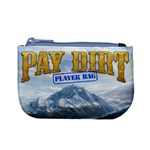 Pay Dirt - Player Bag - Blue - Mini Coin Purse