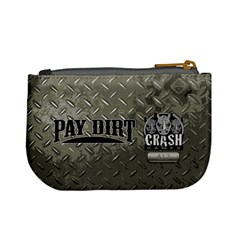 Pay Dirt   Wear Cube Bag By Rainer Ahlfors   Mini Coin Purse   Hr4rjuitxrap   Www Artscow Com Back