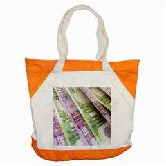 Just Gimme Money Accent Tote Bag
