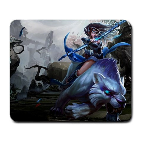 Mirana s Mousepad By Nguyễn Văn Hoàng   Large Mousepad   3p83h9f2vnd0   Www Artscow Com Front
