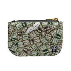 Pay Dirt   Money Tile Bag By Rainer Ahlfors   Mini Coin Purse   Y0hpbhegdv5m   Www Artscow Com Back