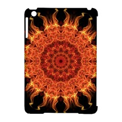 Flaming Sun Apple Ipad Mini Hardshell Case (compatible With Smart Cover) by Zandiepants